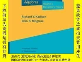 二手書博民逛書店Fundamentals罕見Of The Theory Of Operator Algebras (graduat