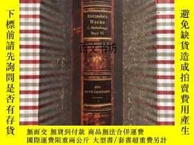 二手書博民逛書店【罕見】1904 皮裝大開本珍藏版 Nietzsche Also