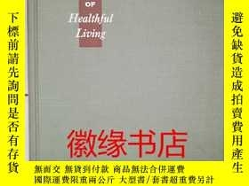 二手書博民逛書店Elements罕見of Healthful Living(第三