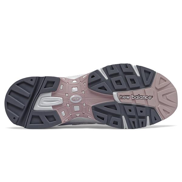 New Balance 827 女鞋 休閒 情人節 復古 緩震 白 粉【運動世界】WL827BBC