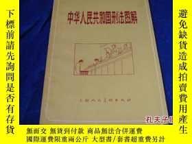 二手書博民逛書店罕見1982年《中華人民共和國刑法圖解》Y17397 上海人民美