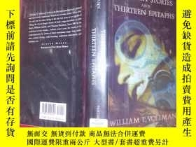 二手書博民逛書店thirteen罕見stories and thirteen e