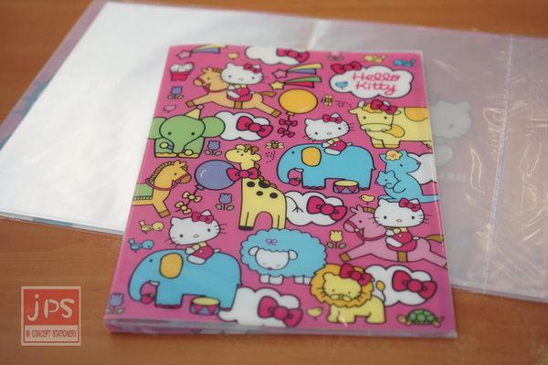 Hello Kitty 新20頁資料簿 (遊樂園)