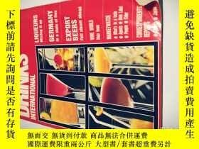 二手書博民逛書店DRINKS罕見1993年2月Y51114 出版1993