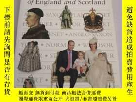 二手書博民逛書店kings罕見queens of england and scotlandY285686 Plantagene