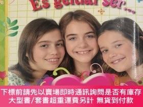 二手書博民逛書店Es罕見genial ser una chica(Spanish)Y19139 Charlotte Gross