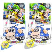 咘隆家族 藍色小猴童襪 VR-S202 (2雙) ~DK襪子毛巾大王