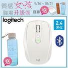 【logitech 羅技】MX ANYWHERE 2S 無線滑鼠 白|送行李束帶 (送完為止) 【贈防蚊貼】