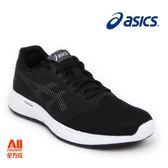 【asics亞瑟士】女款慢跑鞋 PATRIOT 10  -黑色(1012A117002)【全方位運動戶外館】