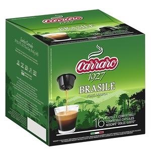Carrora DG巴西-黑咖啡單一產地系列