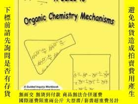 二手書博民逛書店A罕見Guide To Organic Chemistry Mechanisms With Conventiona