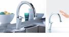 【麗室衛浴】日本INAX451自動感應伸縮式廚房龍頭 SF-NA451SU 110v