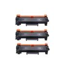 【三黑組合】Brother TN-2480 黑色 相容碳粉匣 適用L2770DW/L2715DW/L2375DW