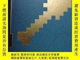二手書博民逛書店Minecraft罕見construction handbookY186637