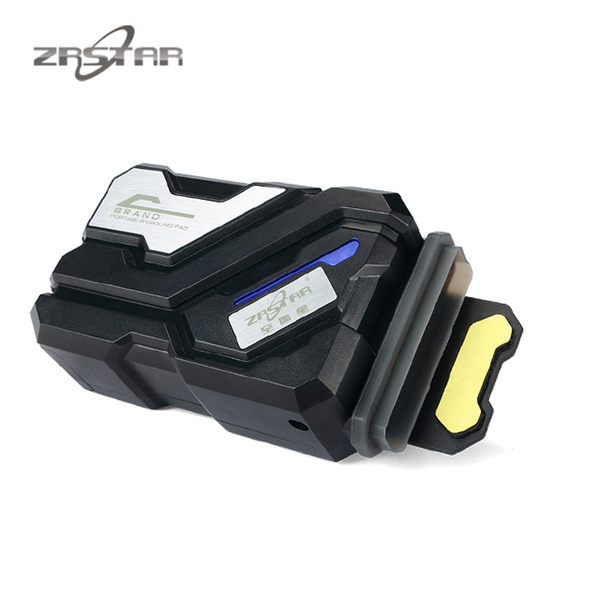 ZRSTAR筆記本抽風式散熱器 強效側吸式15.6寸14USB風扇機17寸靜音
