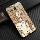 三星 Samsung Galaxy J5 (2015) J500  手機殼 軟殼 保護套 迪士尼 喵喵世界