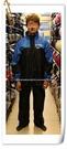 林森●JUMP兩件式風雨衣,JP-5678,JP5678,黑藍