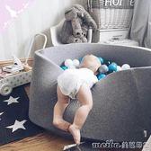 milky garden ins兒童室內游戲圍欄海洋球干池寶寶波波池球池igo 美芭