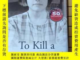 二手書博民逛書店To罕見Kill a Mockingbird(英文原版,殺死一隻