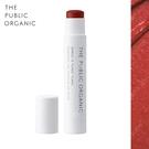 【日本 THE PUBLIC ORGANIC】精油潤色護唇膏 3.5g (熱情紅)