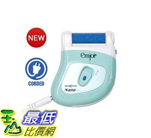 [106美國直購] 電動去硬皮機 Emjoi Micro-Pedi Nano Callus Remover (Powerful & Corded)