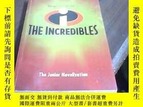二手書博民逛書店The罕見Incredibles16335 Irene Trim