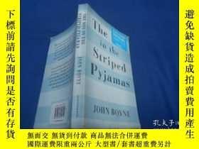 二手書博民逛書店The罕見in the Striped Pyjamas 外文版(