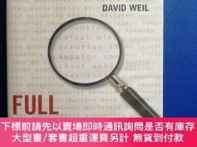 二手書博民逛書店Full罕見Disclosure( The Perils and Promise of Transparency)