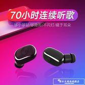 BL1無線藍牙耳機超長待機運動跑步隱形迷你超小開車單耳掛耳耳塞入耳式手機通用『韓女王』