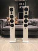 福利展示品特賣《名展音響》九成五新~YPL Audio BF 經典劇落地型喇叭 (白色款)