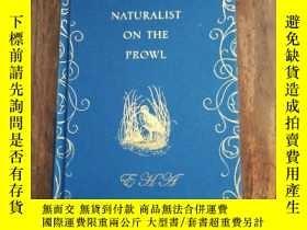 二手書博民逛書店A罕見Naturalist on the Prowl 【精裝插圖