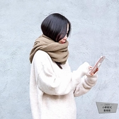 針織日系加厚圍巾女秋冬百搭【小檸檬3C】