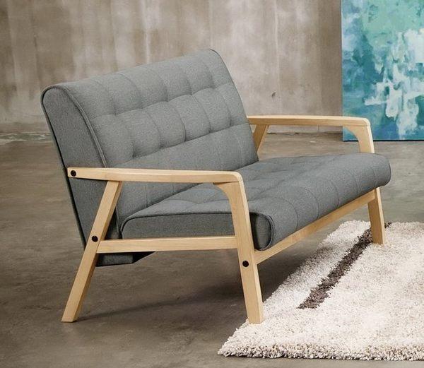 8號店鋪 森寶藝品傢俱 a-01 品味生活 沙發系列 709-7 妮克絲休閒沙發雙人椅(不含抱枕)