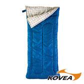 KOVEA 信封式康柏 2000中纖睡袋 戶外 登山 露營 KL8SP0104
