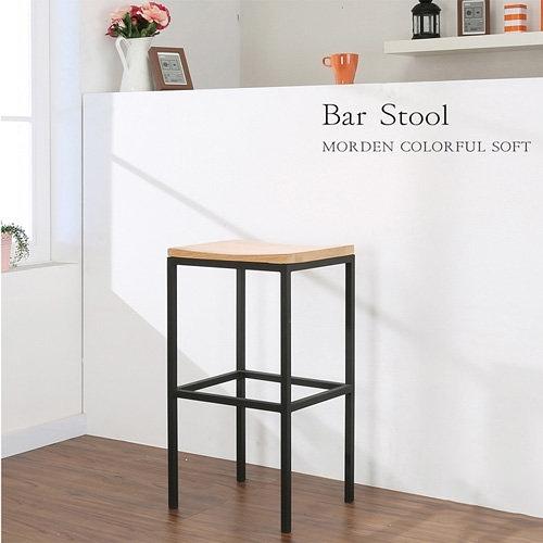 餐桌尾 高腳椅 巴達實木吧台椅 會客椅 餐椅 洽談椅 椅凳 電腦椅 YLB-EB013N 澄境