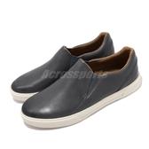 Clarks 休閒鞋 Un Costa Step 深藍 懶人鞋 套入式 男鞋 【PUMP306】 CLM41613SC19