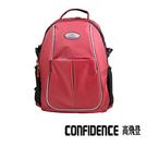 旅遊 背包袋  Confidence 高飛登 5982 熱情紅