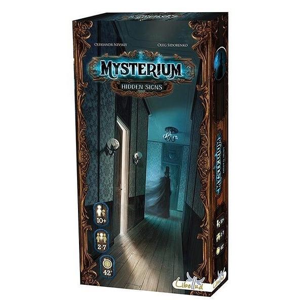 【南紡購物中心】【樂桌遊】詭秘莊園 擴充遊戲(繁中) Mysterium expansion 03721