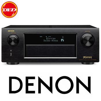 DENON 天龍 AVR-X5200W 11.2聲道 全4K超高清AV網路擴大機 日製 公貨 送4K HDMI 5米 另DTR-60.7
