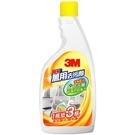 3M 魔利 萬用去污劑補充瓶 超商取貨限4瓶