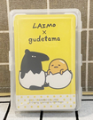 【震撼精品百貨】蛋黃哥Gudetama~三麗鷗GUDETAMA-撲克牌-馬來模*95896