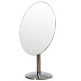 化妝鏡 化妝鏡臺式公主桌面梳妝鏡8寸大號鏡宿舍鏡子折疊便攜鏡【雙十二快速出貨八折】
