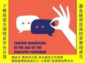 二手書博民逛書店The罕見Strategic Storyteller: Content Marketing in the Age