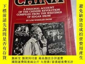 二手書博民逛書店《EDGAR罕見SNOW S CHINA》( 斯諾眼中的中國)1981年英文原版一冊全Y396183 斯諾 看