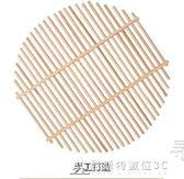 竹篦子竹蒸片家用蒸饃熱饅頭架子圓形無金屬柳釘塑膠蒸鍋蒸架蒸格 酷斯特數位3c