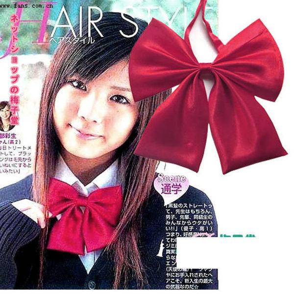 ★草魚妹★編號50A/50B高校制服領結日本男女都通用學生領結領花表演,每個直購價69元