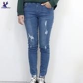 【秋冬新品】American Bluedeer - 包腹彈力牛仔合身褲