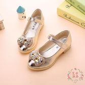 童鞋 - 高跟蝴蝶結舞蹈鞋偏小一碼