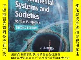 二手書博民逛書店Environmental罕見Systems and Societies For The IB Diploma(S