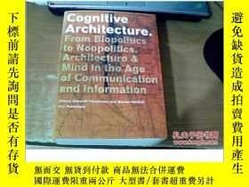 二手書博民逛書店Cognitive罕見Architecture: From Bi